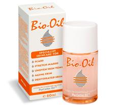 Bio oil mod strækmærker