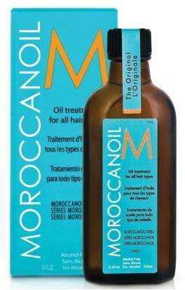 billig hårolie Moroccanoil