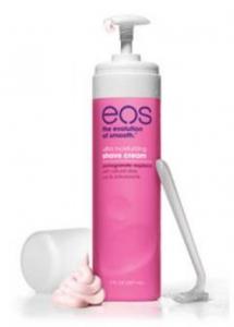 eos shave cream